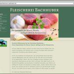 no. 1: fleischerei jürgen bachhuber gmbh / website www.fleischerei-bachhuber.de kreation: sabine schmitt