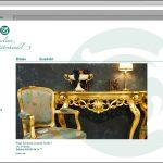 no. 3: bw berliner wohnungsauflösungen / webseite kreation: sabine schmitt